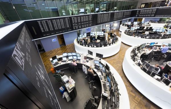 Deutsche Börse Frankfurt
