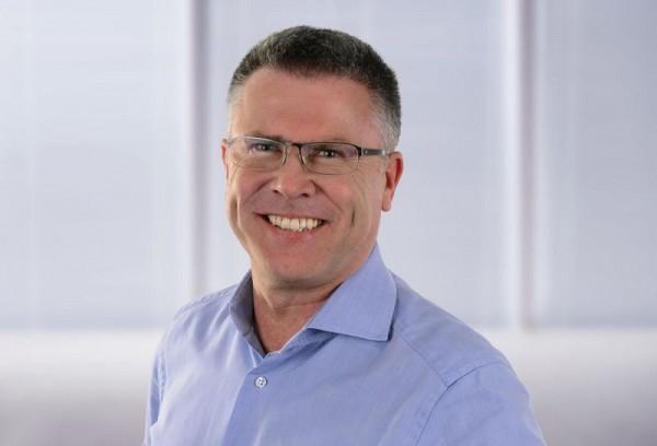 Hagen Pfundner, Vorsitzender des BDI-Ausschusses für industrielle Gesundheitswirtschaft