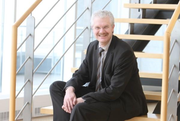 Thomas Jostmann, Vorsitzender des BDI-Ausschusses Umwelt, Technik und Nachhaltigkeit