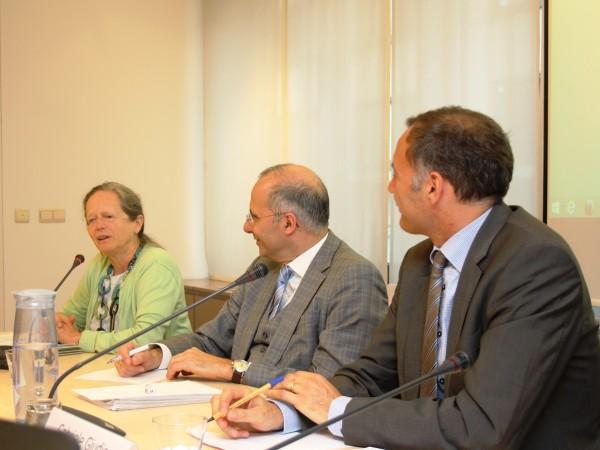 Pervenche Berès, Klaus Deutsch und Gabriele Giudice legen Vorschläge zur Wirtschafts- und Währungsunion vor.