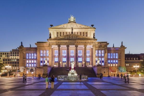 Veranstaltungsort des TDI'17: das Konzerthaus Berlin