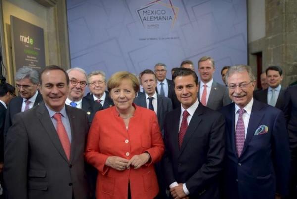 BDI-Präsident Kempf begleitet Bundeskanzlerin Merkel in Mexiko