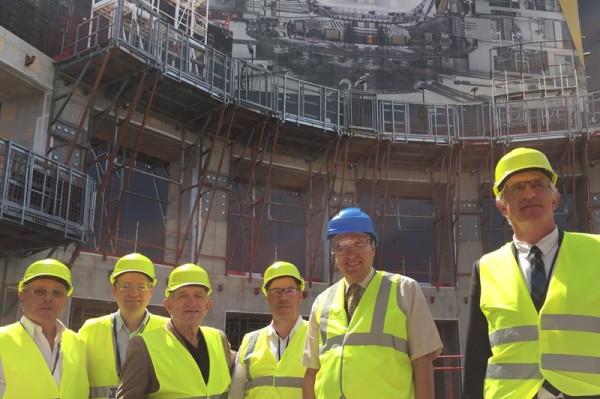 Besichtigung ITER in Cadarache