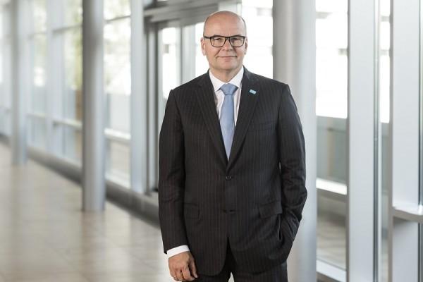 Wolfgang Haas, Vorsitzender des Steuerausschusses des BDI
