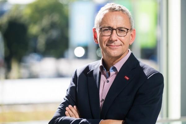 Udo Meyer, Vorsitzender des BDI-Ausschusses für gewerblichen Rechtsschutz