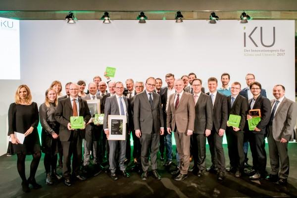 IKU-Preisverleihung 2018