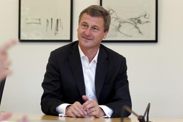 """Wilhelm Dresselhaus, Co-Vorsitzender des BDI-Ausschusses """"Digitale Wirtschaft, Telekommunikation und Medien"""""""
