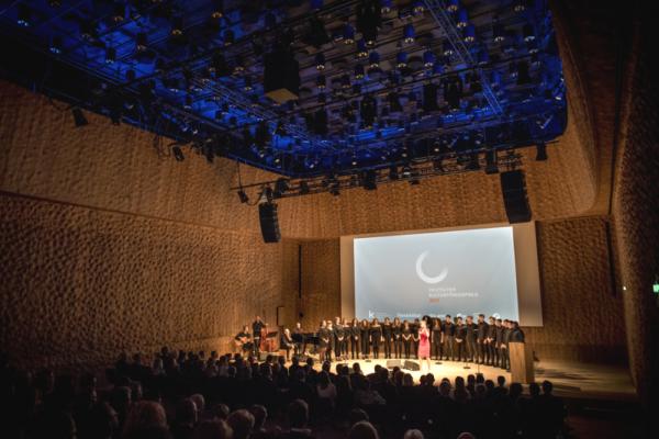 Die Preisverleihung des Deutschen Kulturförderpreises 2017 in der Elbphilharmonie