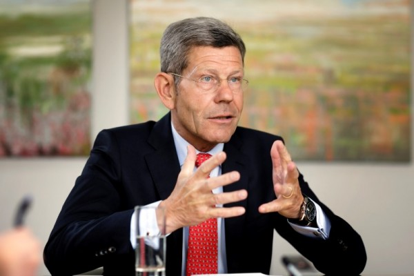 Bernhard Mattes, Vorsitzender des BDI-Verkehrsausschusses
