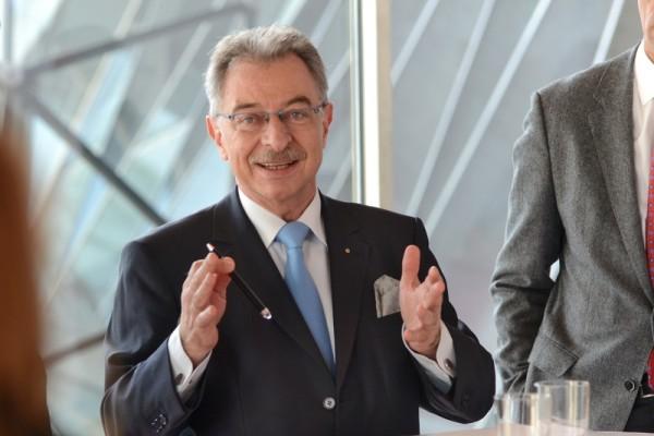 BDI-Präsident Dieter Kempf